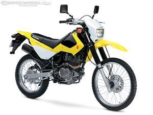 铃木DR200S摩托车