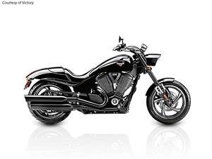 胜利Hammer 8 Ball摩托车