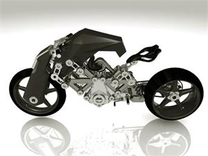 Confederate摩托车