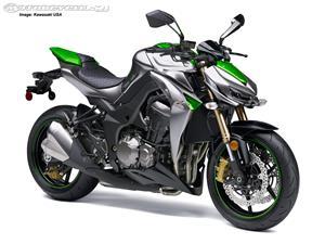 2014款川崎Z1000