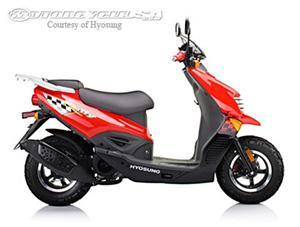 Hyosung摩托车