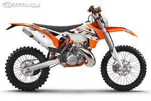 KTM200 XC-W摩托车