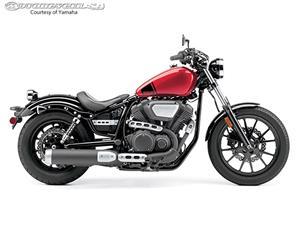 雅马哈Bolt摩托车