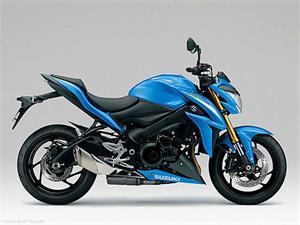 铃木GSX-S1000摩托车