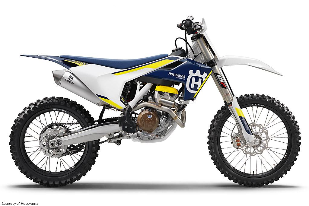 胡斯瓦纳FC 250摩托车车型图片视频