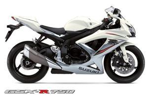 2009款铃木GSX-R750