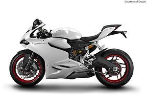 杜卡迪899 Panigale摩托车