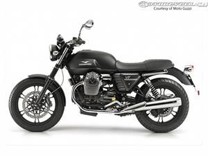 摩托古兹V7 Stone摩托车