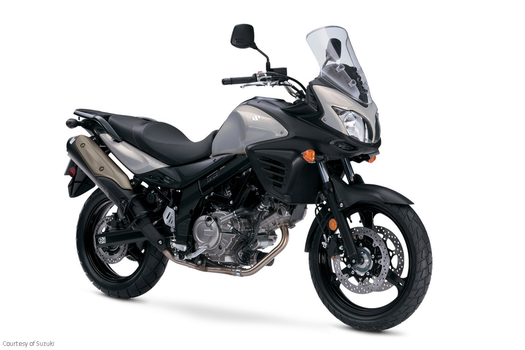 铃木V-Strom 650 ABS摩托车