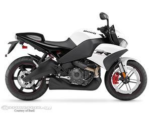 布尔1125CR摩托车