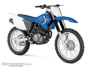 2014款雅马哈TT-R230摩托车