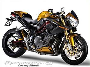 贝纳利TNT Cafe Racer 1130摩托车