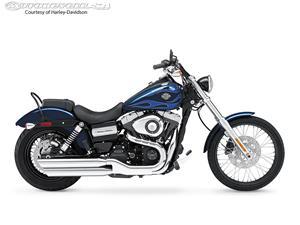 2013款哈雷戴维森Dyna Wide Glide - FXDWG摩托车