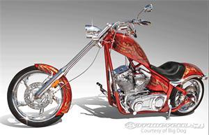 大狗K-9摩托车