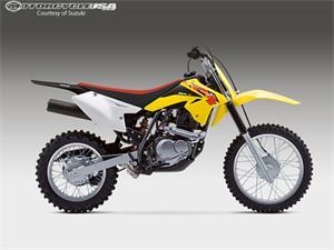 2013款铃木DR-Z125摩托车