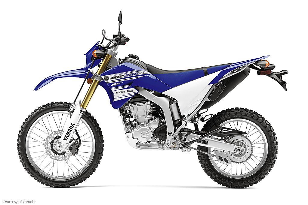 雅马哈WR250R摩托车