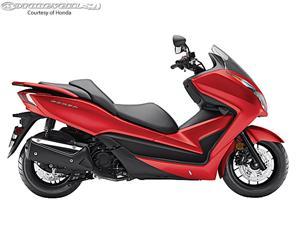 本田Forza摩托车