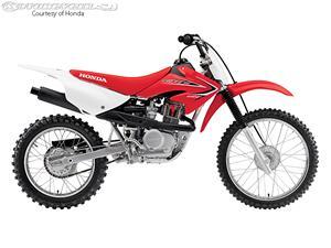 2013款本田CRF100F摩托车